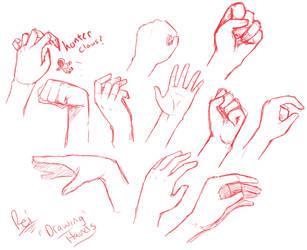 Hand Practice 2 by Saoshi-kun