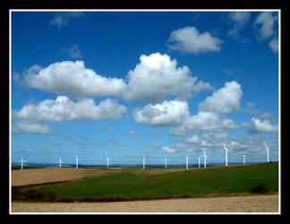 Wind Power by Pjharps