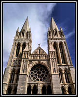 Truro Cathederal by Pjharps