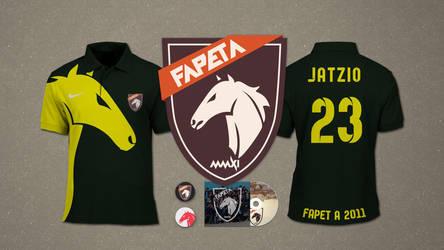 Fapet A 2011 (equus) Branding by JatZio