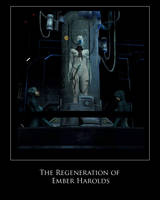 The Regeneration of Ember II by bernardfokke