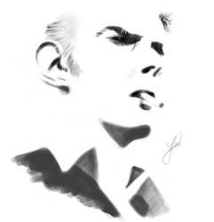Thin White Duke by marcelljusztin