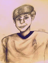 Chekov by IntenseColors