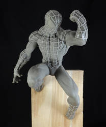 Spidey WIP by Chicharo