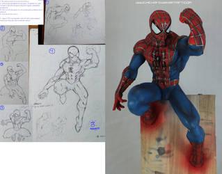 SpiderMan by Chicharo