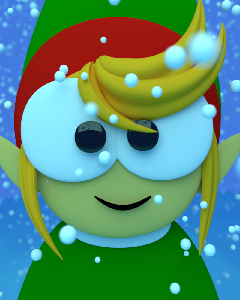 Gonna try to post all christmas before new years by Toony-3D