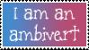 Ambivert by RhiannonOeuvre
