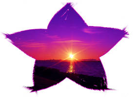 Alameda Sunburst Star by infin8yquest