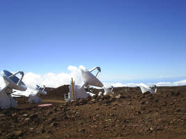 Telescopes on Mauna Kea by infin8yquest