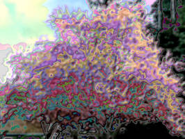 Cherry Blossom enamel2 by infin8yquest