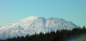 Mt. St. Helens Closeup by infin8yquest