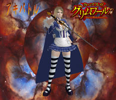 Queens Blade Grimoire Alicia by SSPD077 by SSPD077