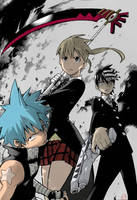 Soul Eater 107 by satanX15