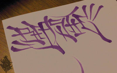 Beastie Handstyle by Viper818
