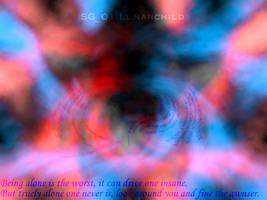Alone: System vs Creativity by sg01