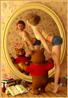 Silly Old Bear by DouglassJohns