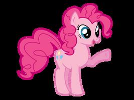 Pinkie Pie by Sintakhra