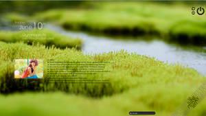 soft green by Impression-soleil