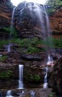 Incredible waterfall by cobaltsennheiser
