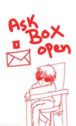 ask box open by KitsunePhantasm