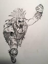 Lobo by dustinspagnola