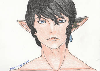 Ser Aymeric by AlonDarsSister
