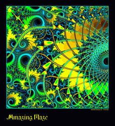 Amazing Maze by Darkestnightmare