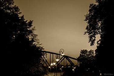 Evening lights by Finsternisss