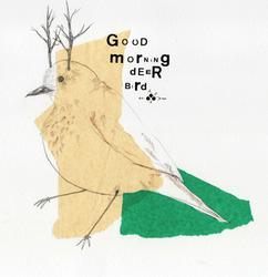 goodmorningdeerbird. by Eva-ve