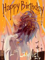 Happy Birthday, Halloween Child by Charlotte-Exotique