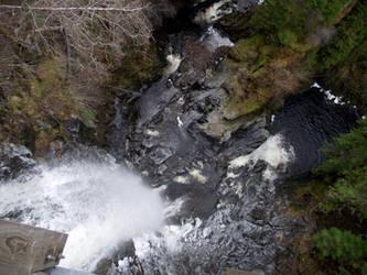 Plodda Falls by DanaVarahi