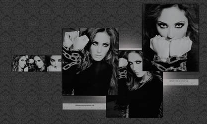 Anahi Wallpaper 1 by xxMissPortilla