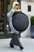 Jessica Simpson Heavily Pregnant  by paulscowboys