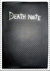 Death Note stamp by DS-DNA