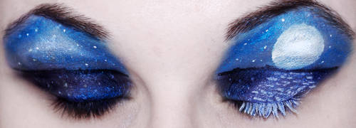 Nighttime Eyes by KatieAlves