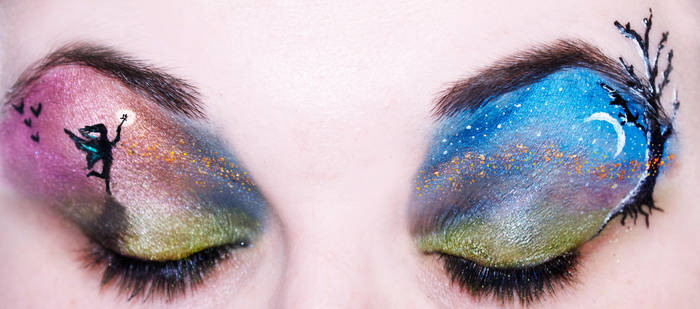 Fairy Eyes by KatieAlves