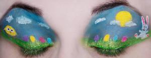Easter Eyes by KatieAlves