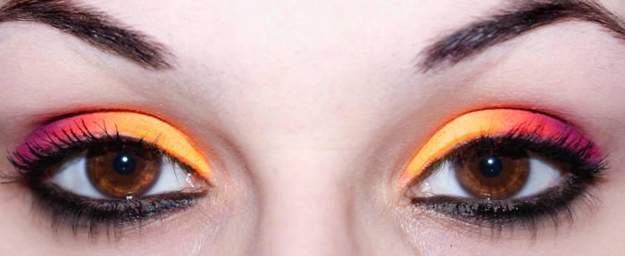 Neon Orange by KatieAlves