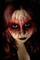 Zombie Make-up by KatieAlves