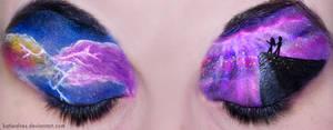 Pocahontas Eyes by KatieAlves
