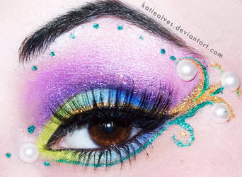 Mardi Gras Sparkles by KatieAlves