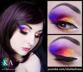 Summer Glitter by KatieAlves