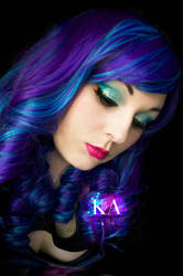 Katy Perry's California Gurls Look w/ Tutorial by KatieAlves