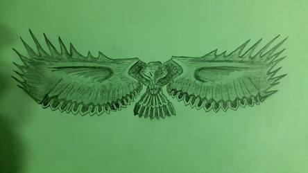 Eagle by DragonlordYT