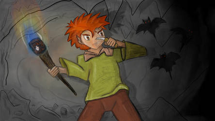Cave Explorer by DragonlordYT