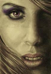 Grey Lilac by Ameryn