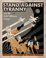 Join The Rebel Alliance by graphicfire