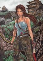 Tomb Raider IX by EnNoirEtGris