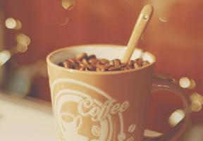 love coffee by Bidva