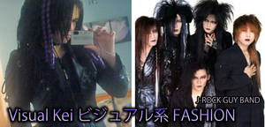 Tats Visual Kei Fashion by TatsTopsVideos